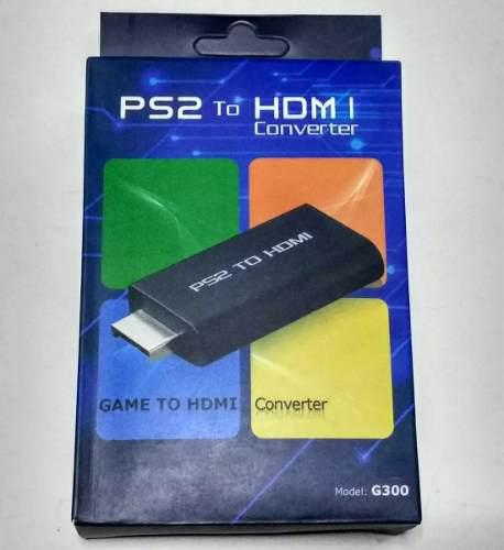 Adaptador Conversor Hdmi Para Playstation 2 Ps2