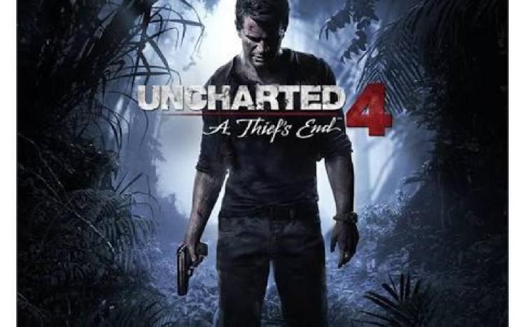 Juegos nuevos ps4 uncharted 1, 2, 3 y