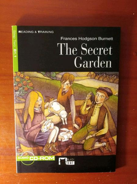 Libro de ingles The Secret Garden