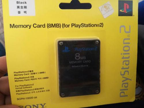 Memoria 8 Mb Para Ps2
