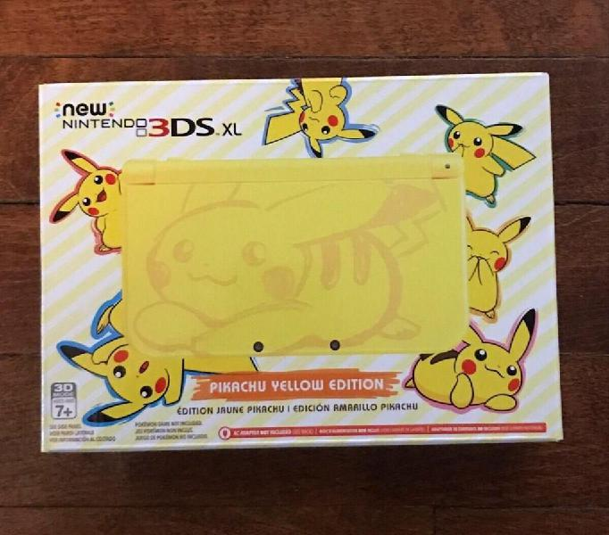 New nintendo 3ds xl sellados ediciones