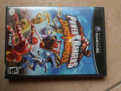 Nintendo game cube power rangers... omerflo