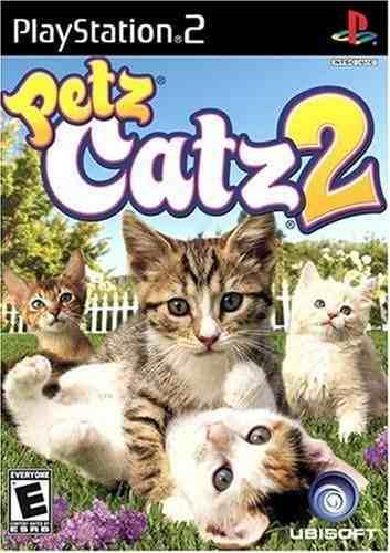 Petz Catz 2 Playstation 2