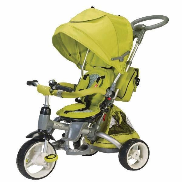 Triciclo 6 en 1 asiento giratorio 360 strike trike bebe