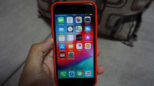 Iphone 8 64gb semi nuevo jet black