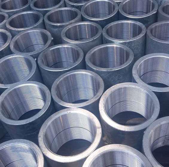 Cuplas galvanizadas para tuberias en lima