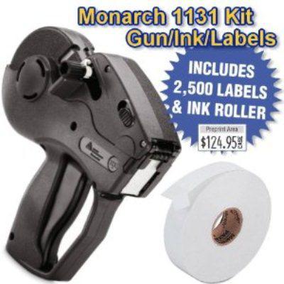 Etiquetadora manual portátil monarch 1131 en lima