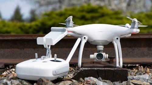 Fotografía y vídeo profesional con drone 4k