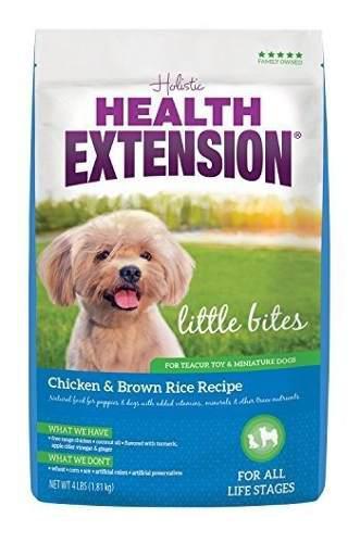 Health extension little bites dry comida para perros