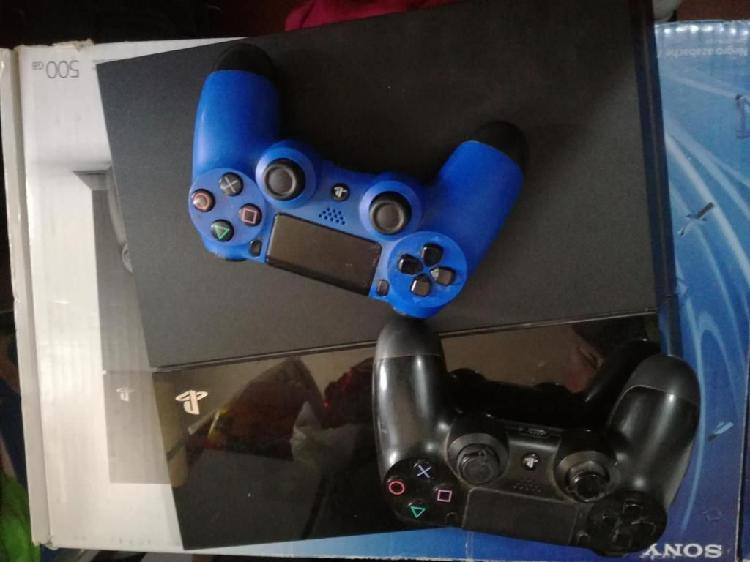 Playstation 4 ps4 buen estado