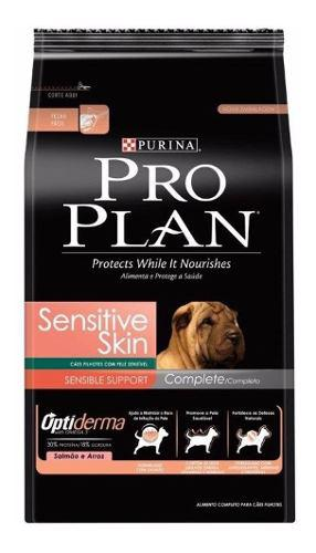 Pro plan sensitive skin adulto salmon 15 kg proplan