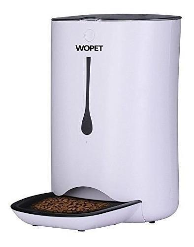 Wopet 7l alimentador de mascotas alimentador automatico de m