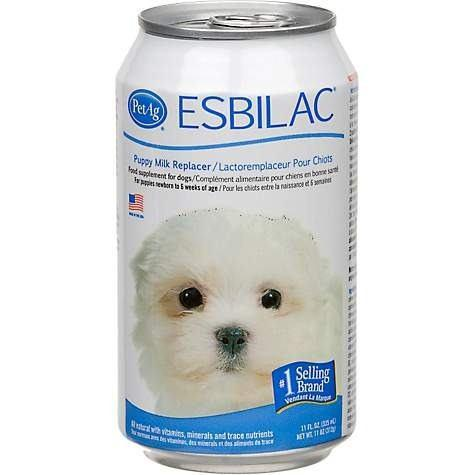 Leche formula liquida para cachorros esbilac