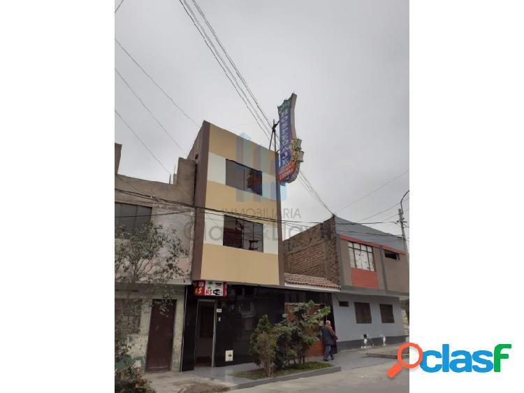 Hostal en venta en San Martín de Porres cerca de Av.Perú