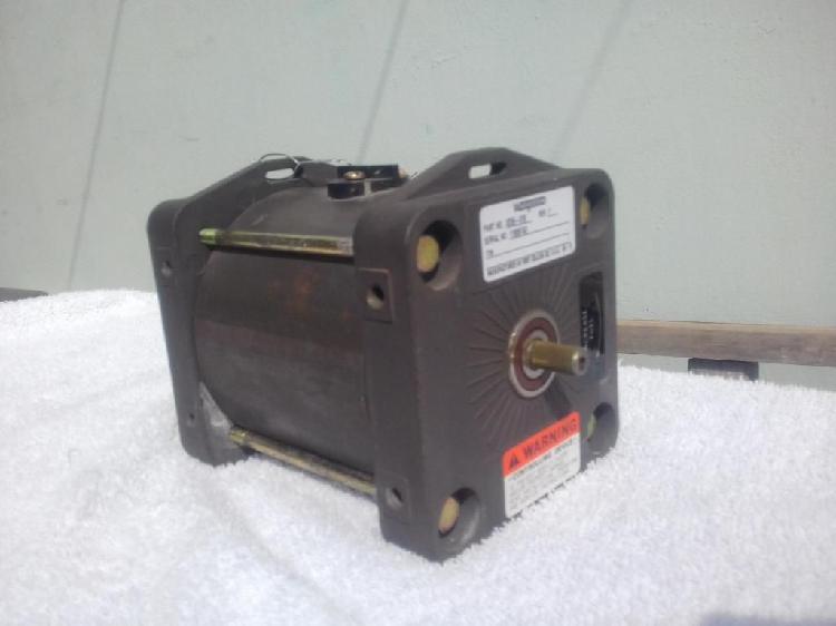 Actuador woodward modelo 1724 alimentacion 24 vdc