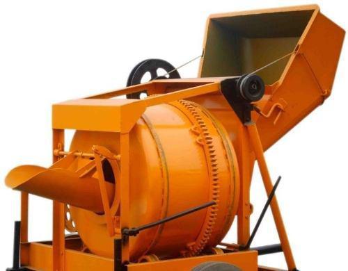 Mezcladora tipo trompo tolva | ladrillos adoquines concreto