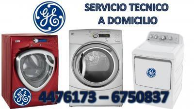 SERVICIO TECNICO LAVADORAS GENERAL ELECTRIC 014476173