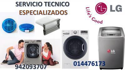 Servicio tecnico lavadoras secadoras lg 014476173 san borja
