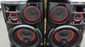 Servicio tecnico de equipos de sonido en maranga san miguel