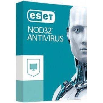 Antivirus nod32 original caja. para 3 pc