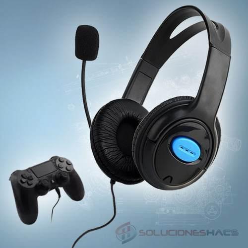 Audifono Ps4 Auricular Con Micrófono Para Ps4 Headphone