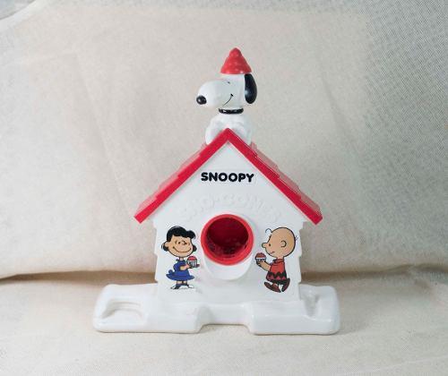 Boxstore] maquina de nieve de snoppy raspadilla sheldon