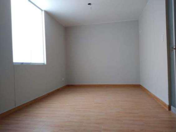 Departamento duplex en venta en lima