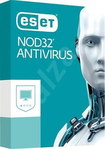 Eset nod32 antivirus licencia original (key) - 1 año (3 pc)