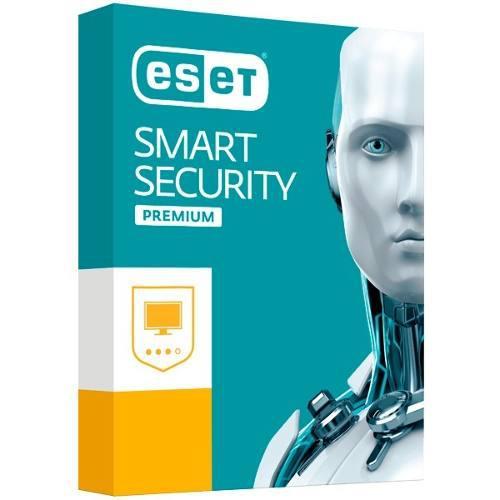 Licencia Eset Smart Security 12 Para 1 Año | 10 Pc Original