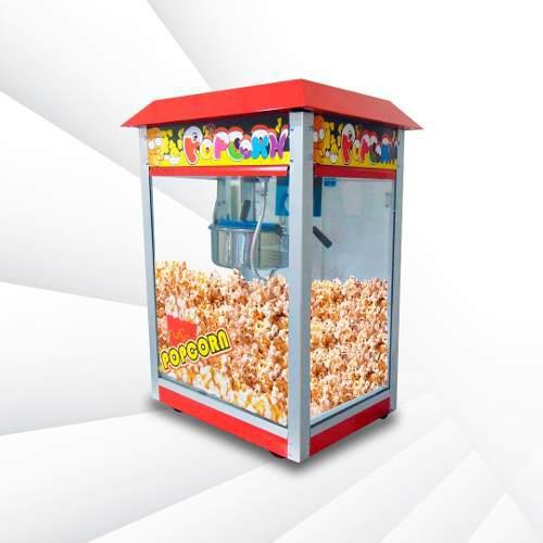 Maquina de pop corn mizar inoxchef lima peru