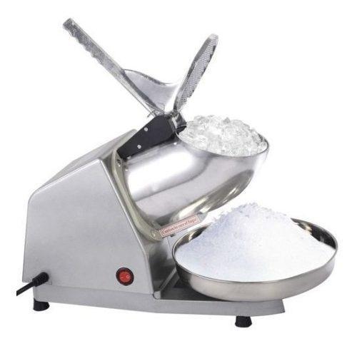 Maquina raspadillera electrica tritura hielo delivery gratis