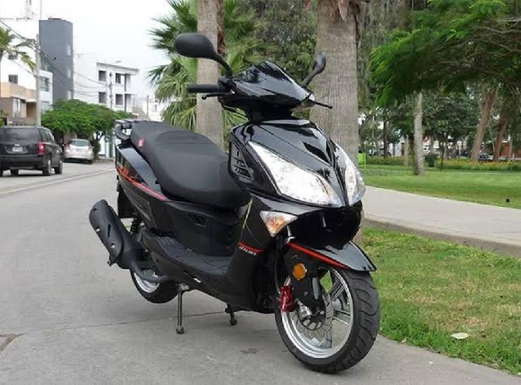 Moto scooter italika gts 175cc