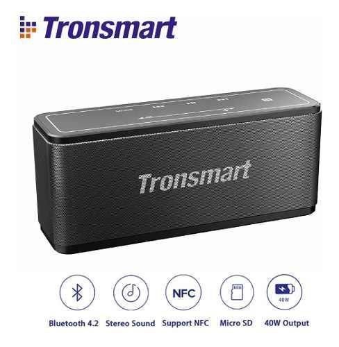Parlante Tronsmart Mega 40w Bluetooth 5.0 Tactil Modelo 2019