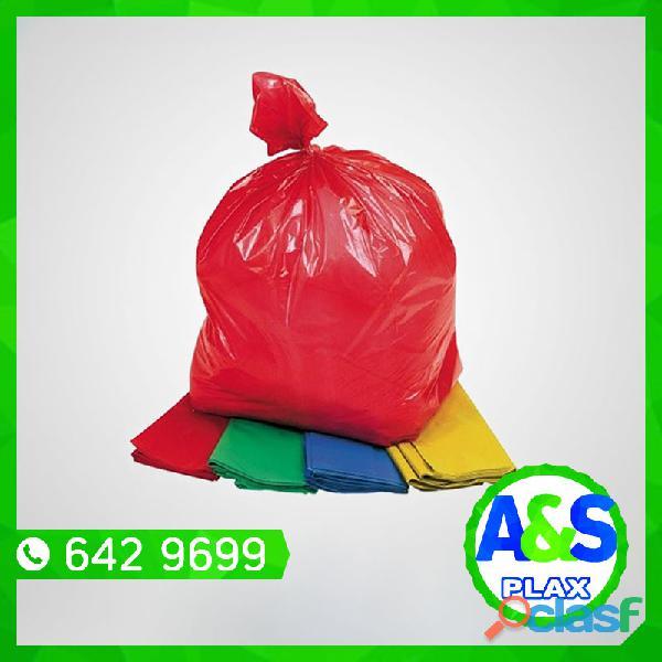 Bolsas para basura biodegradables   a&s plax