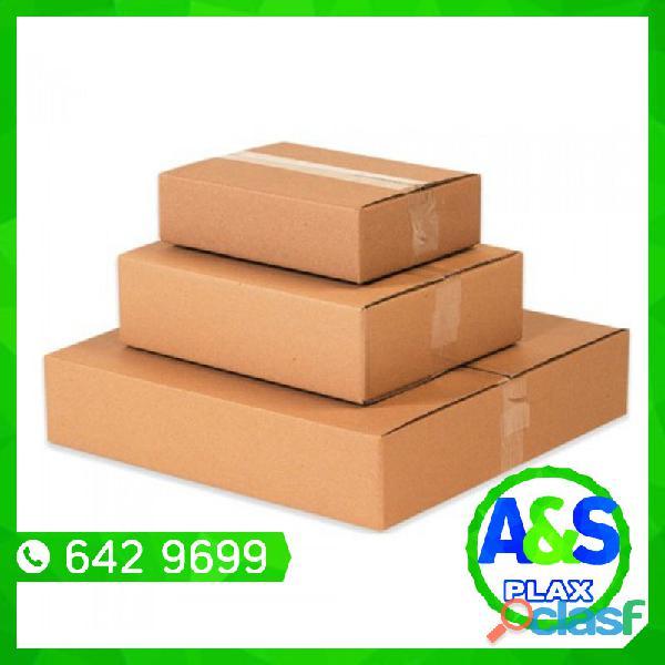 Cajas de Carton   A&S PLAX 1