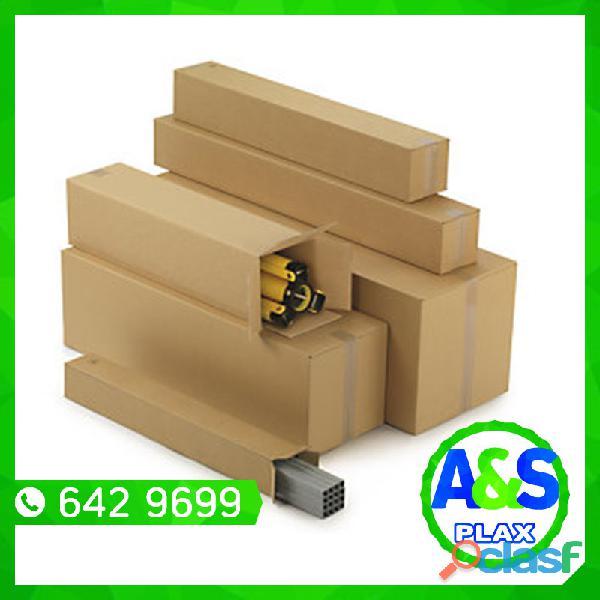 Cajas de Carton   A&S PLAX 2