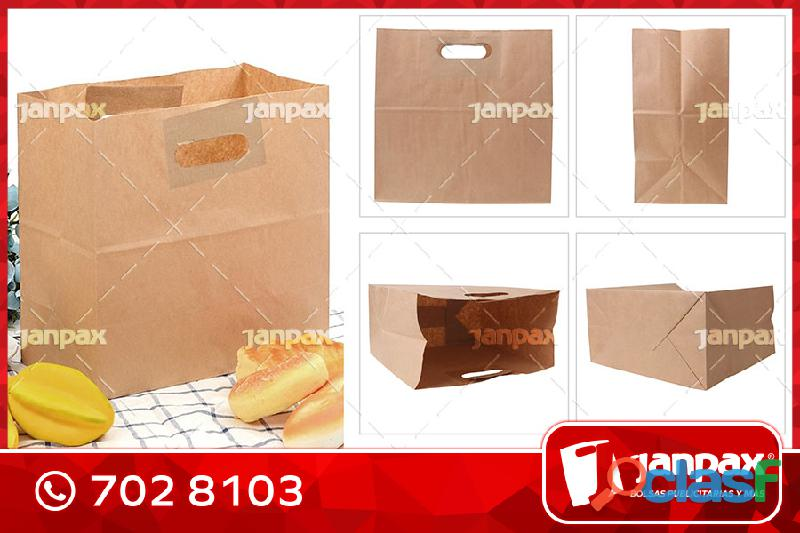 Bolsas de papel   janpax