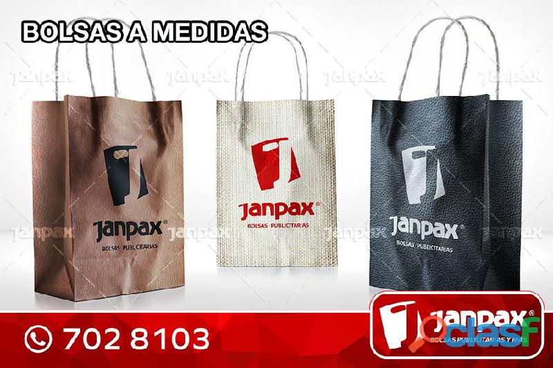 Bolsas personalizadas   janpax