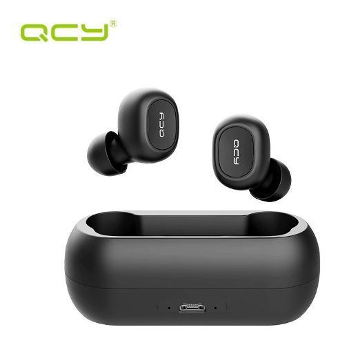 Audífonos bluetooth 5.0 qcy-qs1 tws 3d estéreo