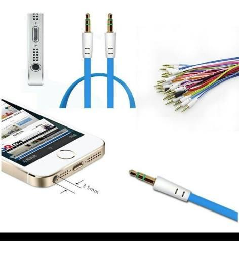 Cable Auxiliar Jack 3.5