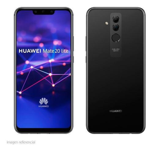 Celular smartphone huawei mate 20 lite 6.3 1080x2340 android