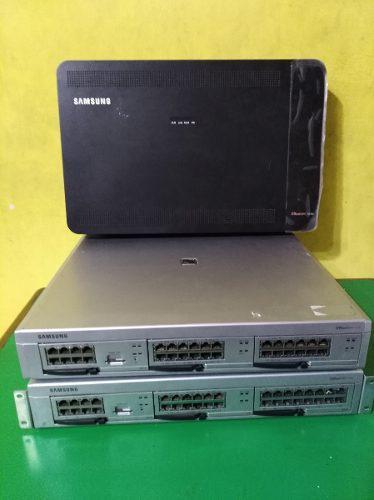 Centrales Telefónicas Y Teléfonos Samsung Officeserv