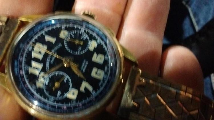 Cronografo segunda guerra de piloto