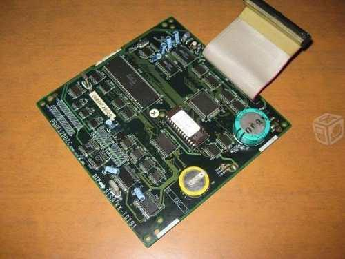 Tarjeta Disa (contestadora)de Central Panasonic Kxtd1232