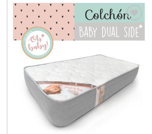 Colchón Bebé Oh Baby