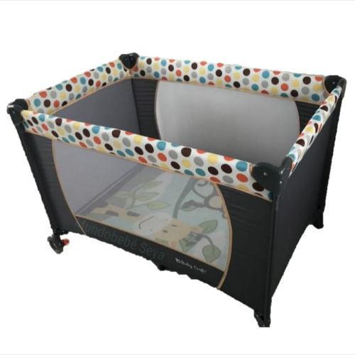 Corralito corral plegable para bebe niña y niño
