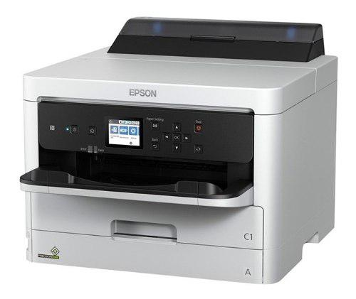Impresora de tinta epson workforce pro wf-c5210, wifi, usb