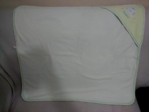 Manta Tipo Polar Mas Saco Pijama Para Bebe(detalle)