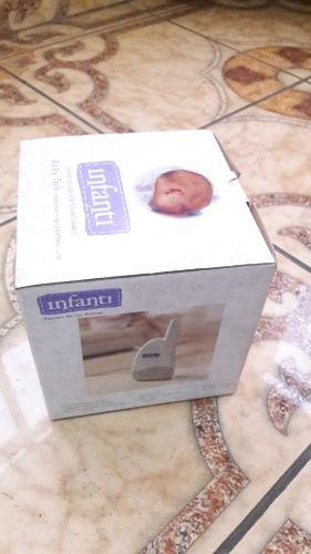 Monitor audio para bebe. infanti