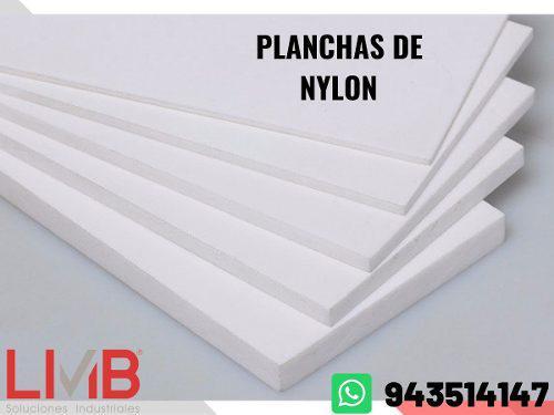 Plancha de nylon